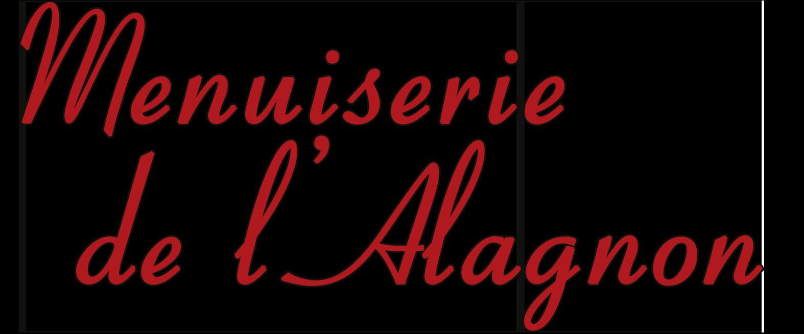Menuiserie de l'Alagnon Logo